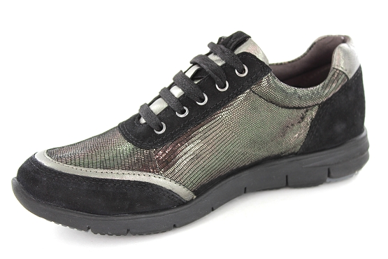 Caprice baskets sneakers 23601.21 noir5417901_2