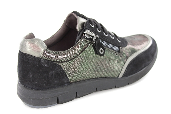 Caprice baskets sneakers 23601.21 noir5417901_3