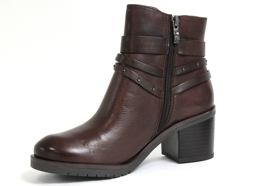Caprice boots bottine 25333.21 marron5418901_2