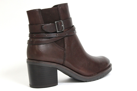 Caprice boots bottine 25333.21 marron5418901_3