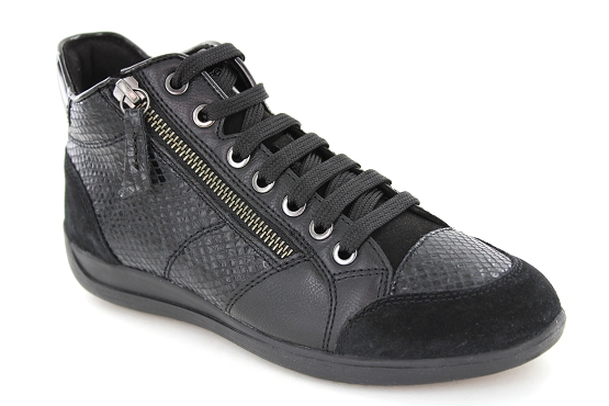 Geox baskets sneakers d6468c 04122 noir5421701_1