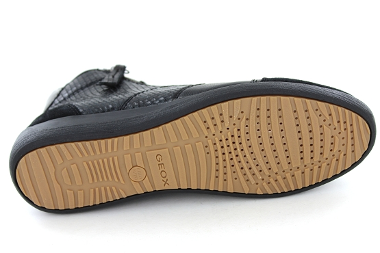 Geox baskets sneakers d6468c 04122 noir5421701_4