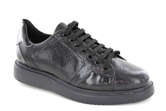 Geox baskets sneakers d844be noir5422001_1