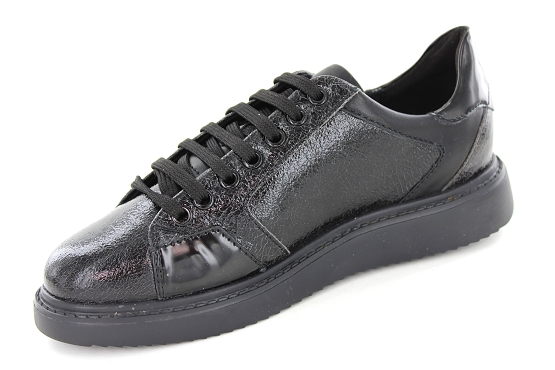 Geox baskets sneakers d844be noir5422001_2