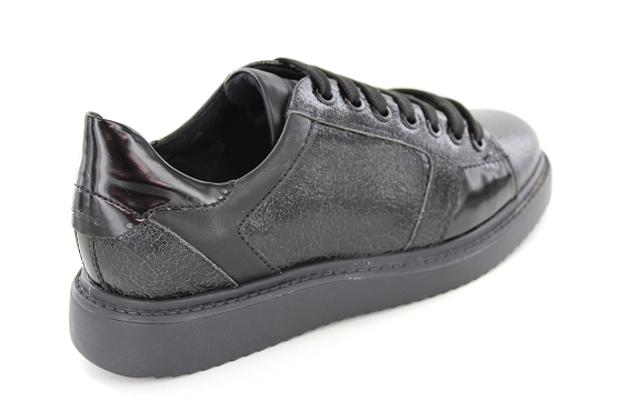Geox baskets sneakers d844be noir5422001_3