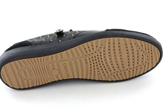 Geox baskets sneakers d8468b noir5422301_4