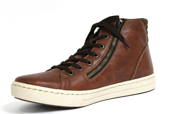 Rieker bottines boots 30921.00 marron5432001_2
