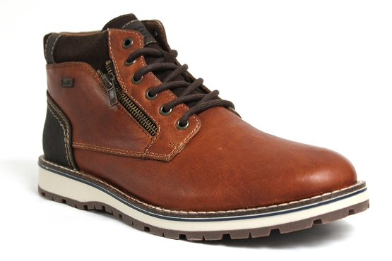 Rieker bottines boots 38433.24 marron5432301_1