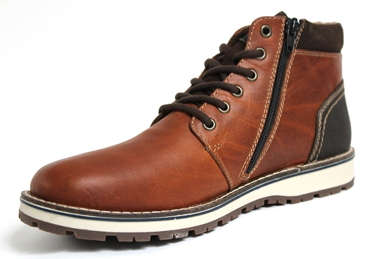 Rieker bottines boots 38433.24 marron5432301_2