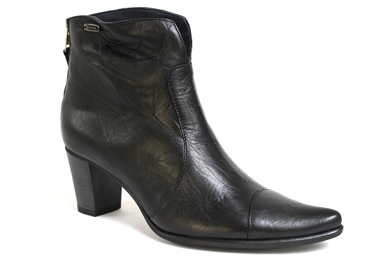 Dorking boots bottine d6034.tp noir5440801_1
