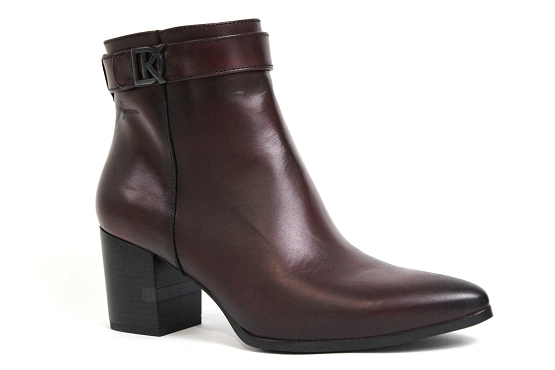 Dorking boots bottine d7698.si rouge5441101_1