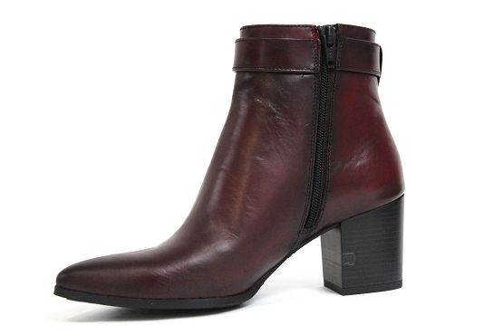 Dorking boots bottine d7698.si rouge5441101_2