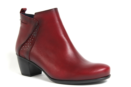 Dorking boots bottine d7575.sunb rouge5441801_1