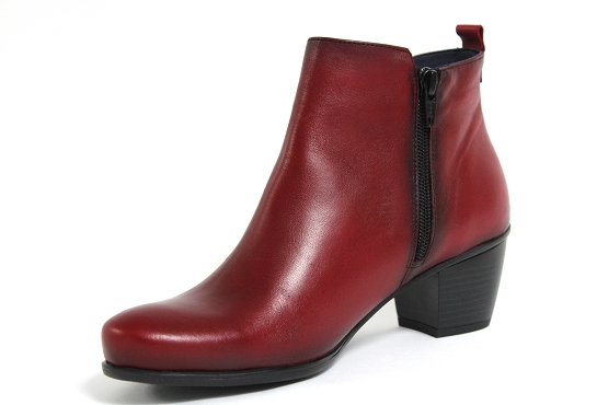 Dorking boots bottine d7575.sunb rouge5441801_2