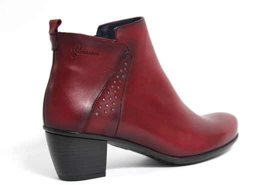 Dorking boots bottine d7575.sunb rouge5441801_3