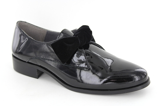 Anyo derbies lacets ville noir5442101_1