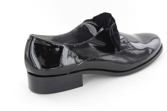 Anyo derbies lacets ville noir5442101_3