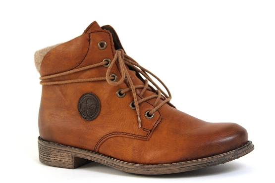 Rieker boots bottine 77423.22 camel5451401_1