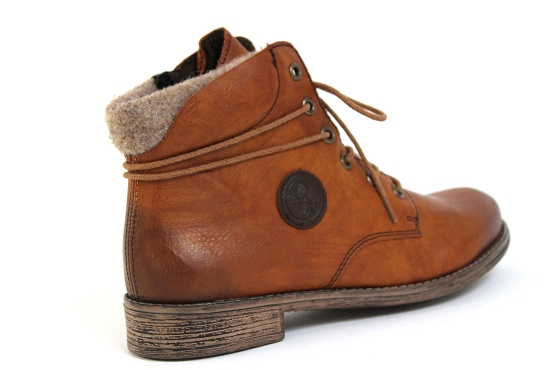 Rieker boots bottine 77423.22 camel5451401_3