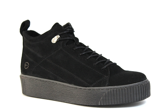 Tamaris baskets sneakers 25258.23 noir5457101_1