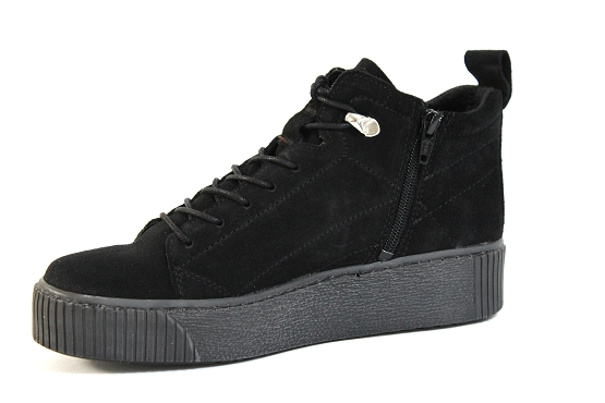 Tamaris baskets sneakers 25258.23 noir5457101_2