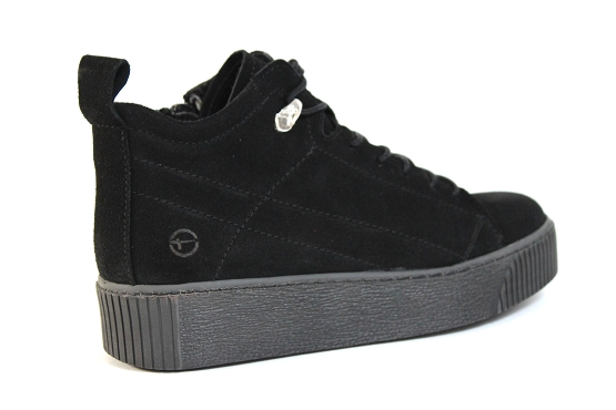 Tamaris baskets sneakers 25258.23 noir5457101_3