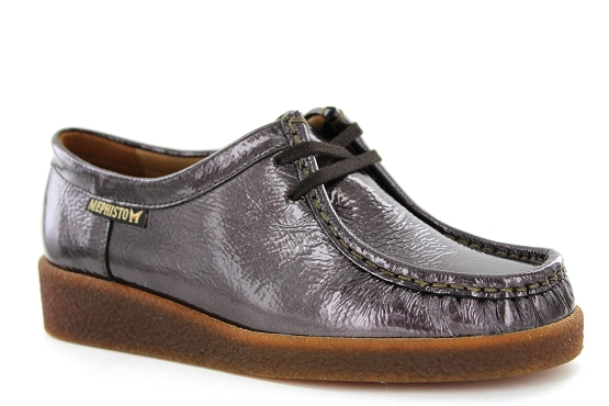 Mephisto derbies lacets christy bronze5464002_1