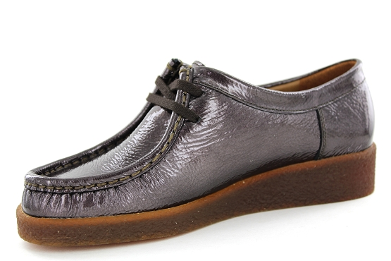 Mephisto derbies lacets christy bronze5464002_2