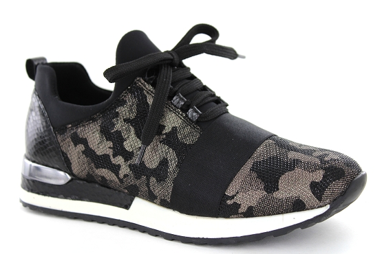Remonte baskets sneakers r2505.02 noir5474201_1