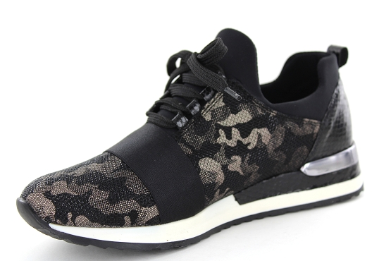 Remonte baskets sneakers r2505.02 noir5474201_2