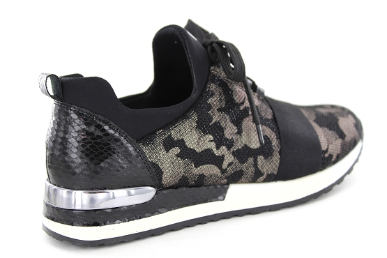Remonte baskets sneakers r2505.02 noir5474201_3