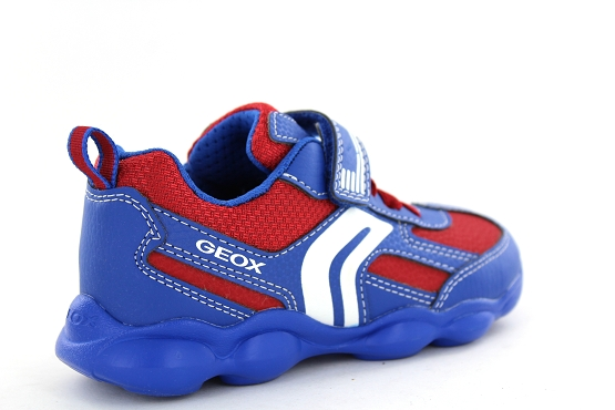 Geox baskets sneakers j944ba  oce11 rouge5475202_3