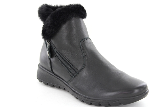 Enval soft boots bottine 4280900 noir5481601_1