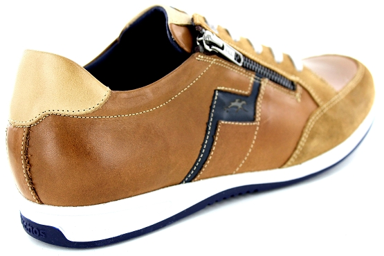 Fluchos baskets sneakers f0207 camel5490201_2