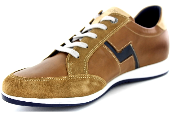 Fluchos baskets sneakers f0207 camel5490201_3