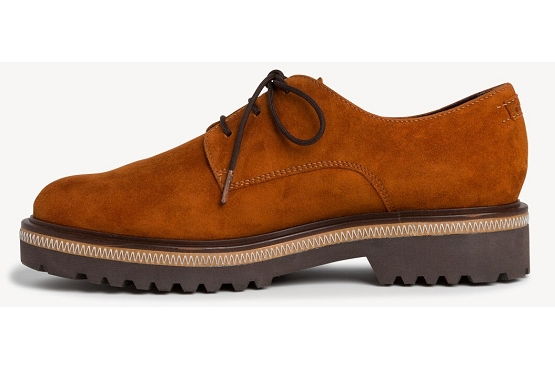 Tamaris derbies lacets 23723 orange8004103_2