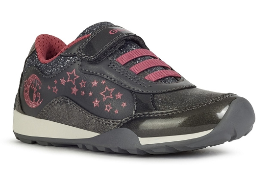 Geox baskets sneakers j04aua gris8007001_1