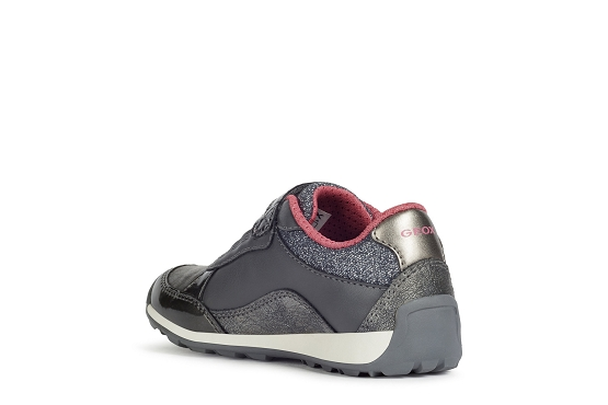 Geox baskets sneakers j04aua gris8007001_4