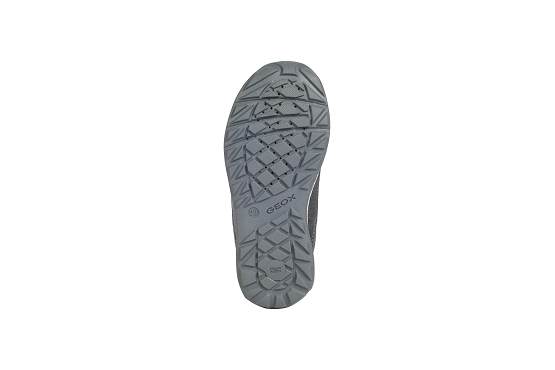 Geox baskets sneakers j04aua gris8007001_6