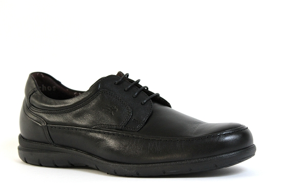 Fluchos derbies lacets 8498 noir