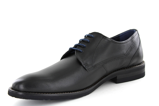 Fluchos derbies lacets f0137 noir8018601_2