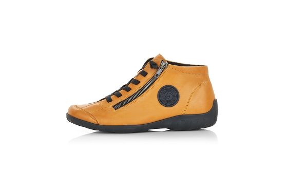 Remonte baskets sneakers r3491.68 jaune8022601_2