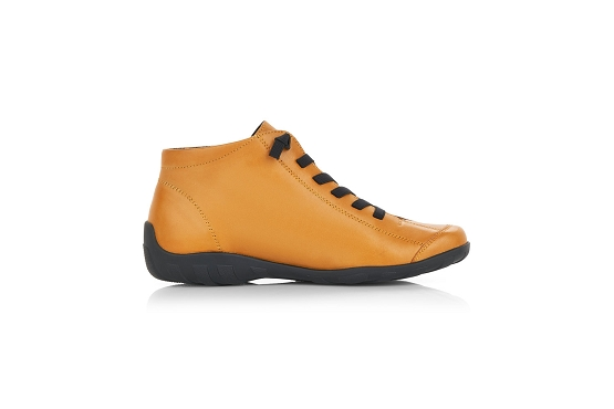 Remonte baskets sneakers r3491.68 jaune8022601_3