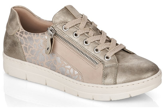 Remonte baskets sneakers d5821.60 beige8027801_1