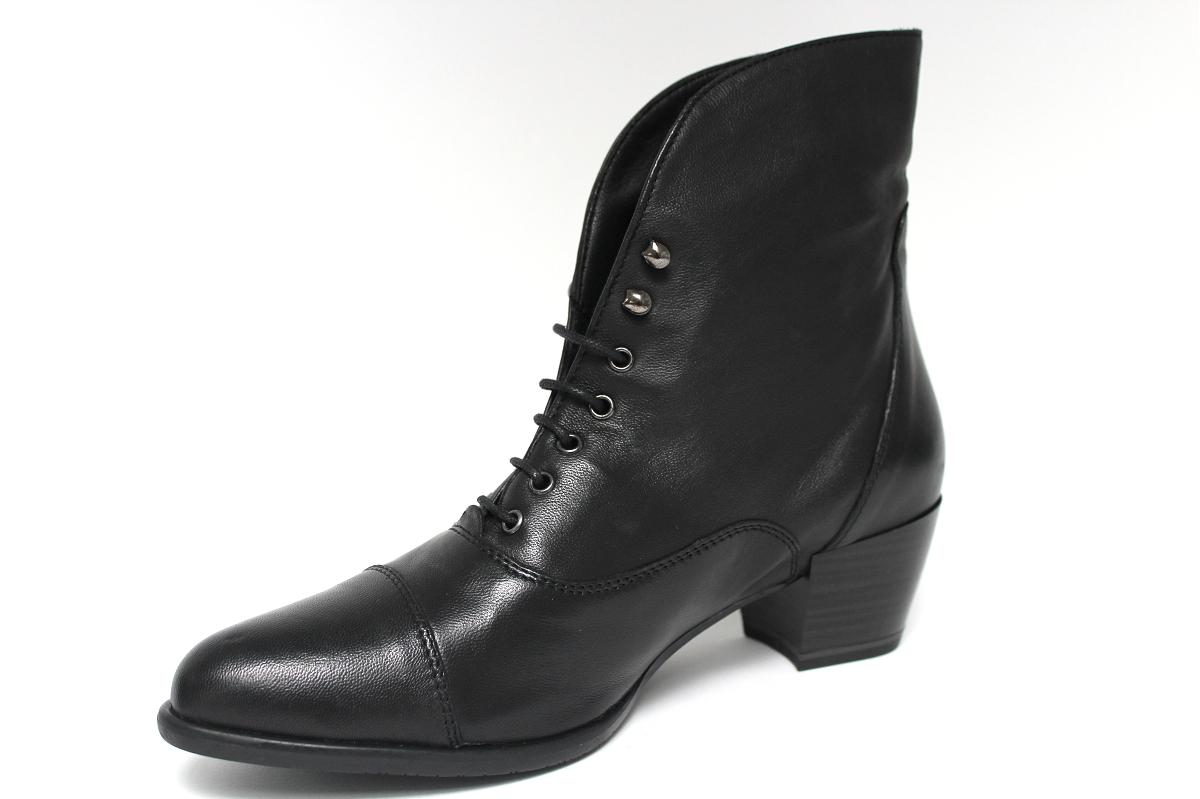 Tamaris 25106.29 Noir - Chaussures Boot Femme
