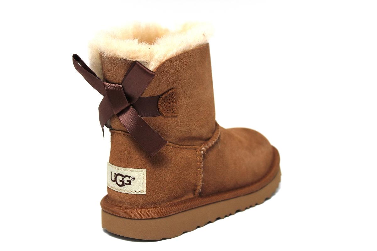Ugg Bottines Mini Bailey Camel TJook1HUh
