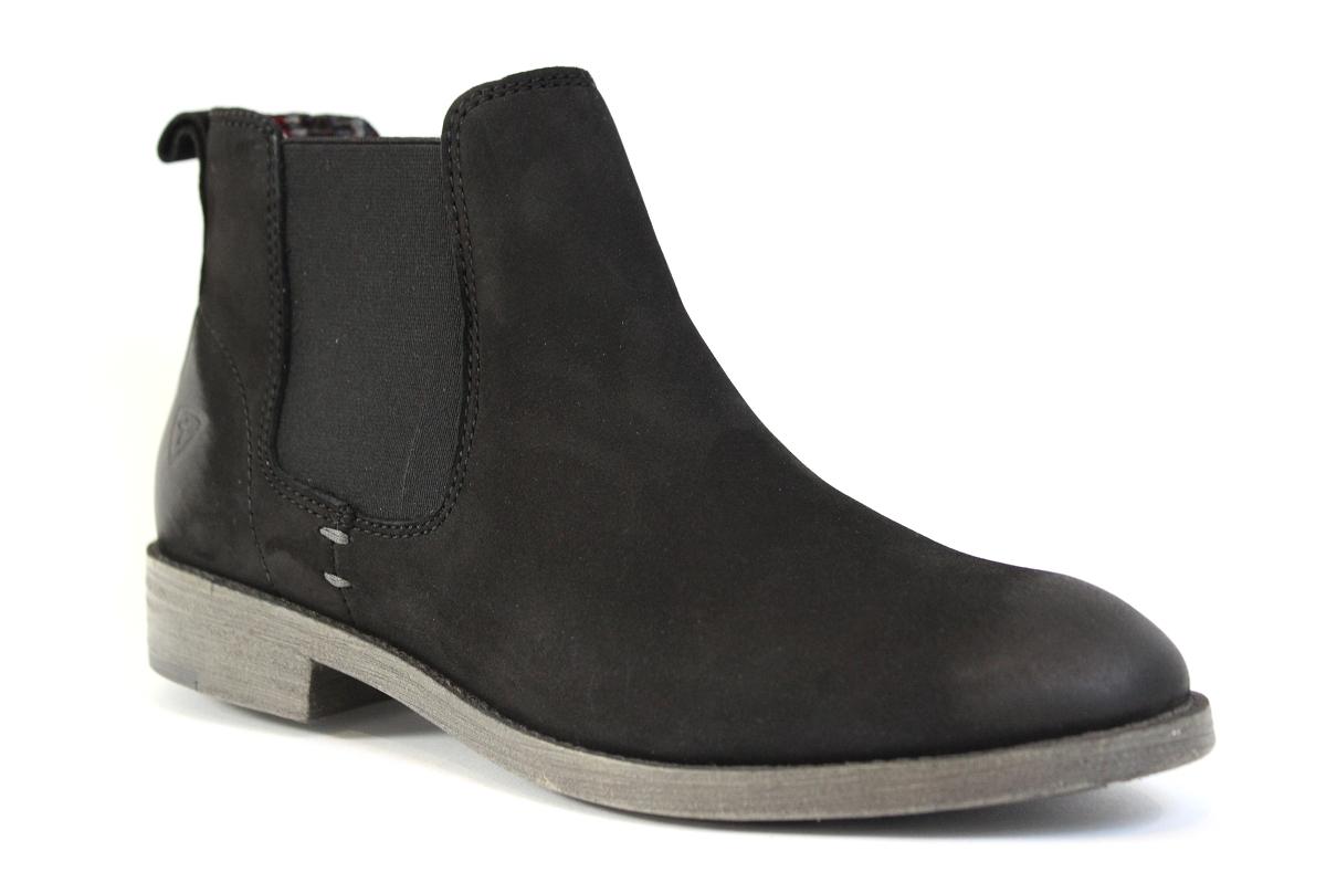 Sergio femme 25071 Tamaris boots Conti bottine noir 6wXwp