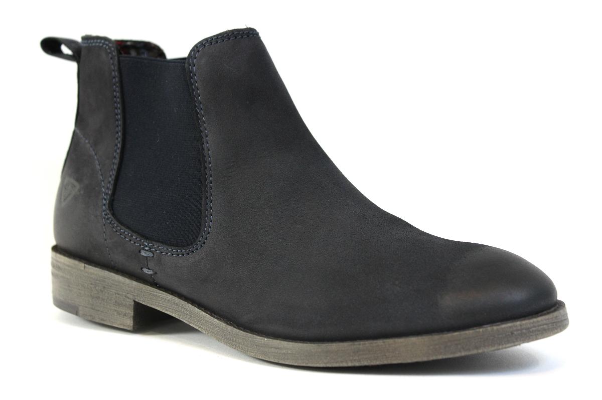 Boots Conti Bottine Marine FemmeSergio 25071 Tamaris bf6yvgY7